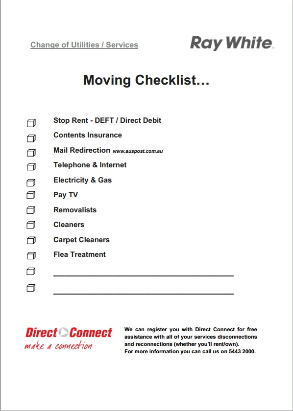 Tenant cleaning checklist moving out onvacations wallpaper for How to rent out a property
