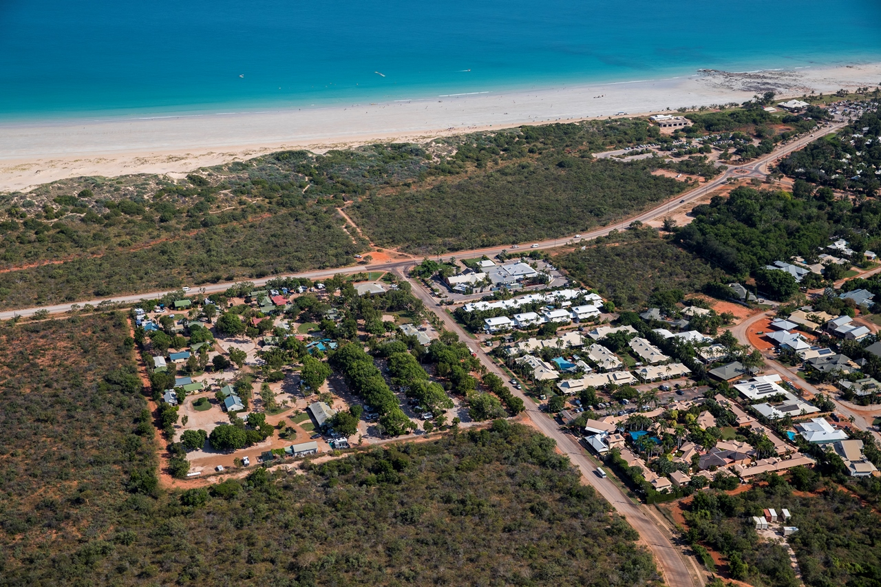 Entire resort and caravan park for sale in tourism hub of