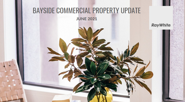 June 2021 Bayside Commercial Property Update with Nathan Moore