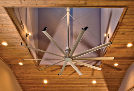 Big ass fan sale