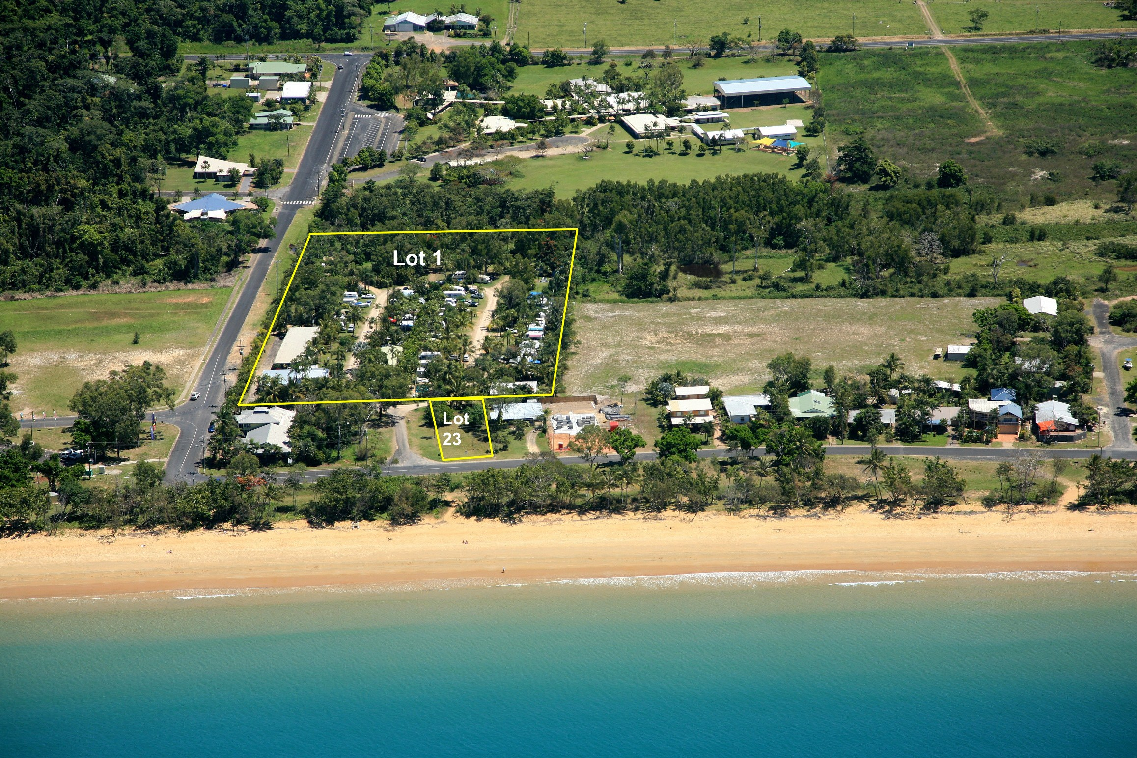 Dunk Island Holidays: Far North Queensland Tourism Development Site For Sale At