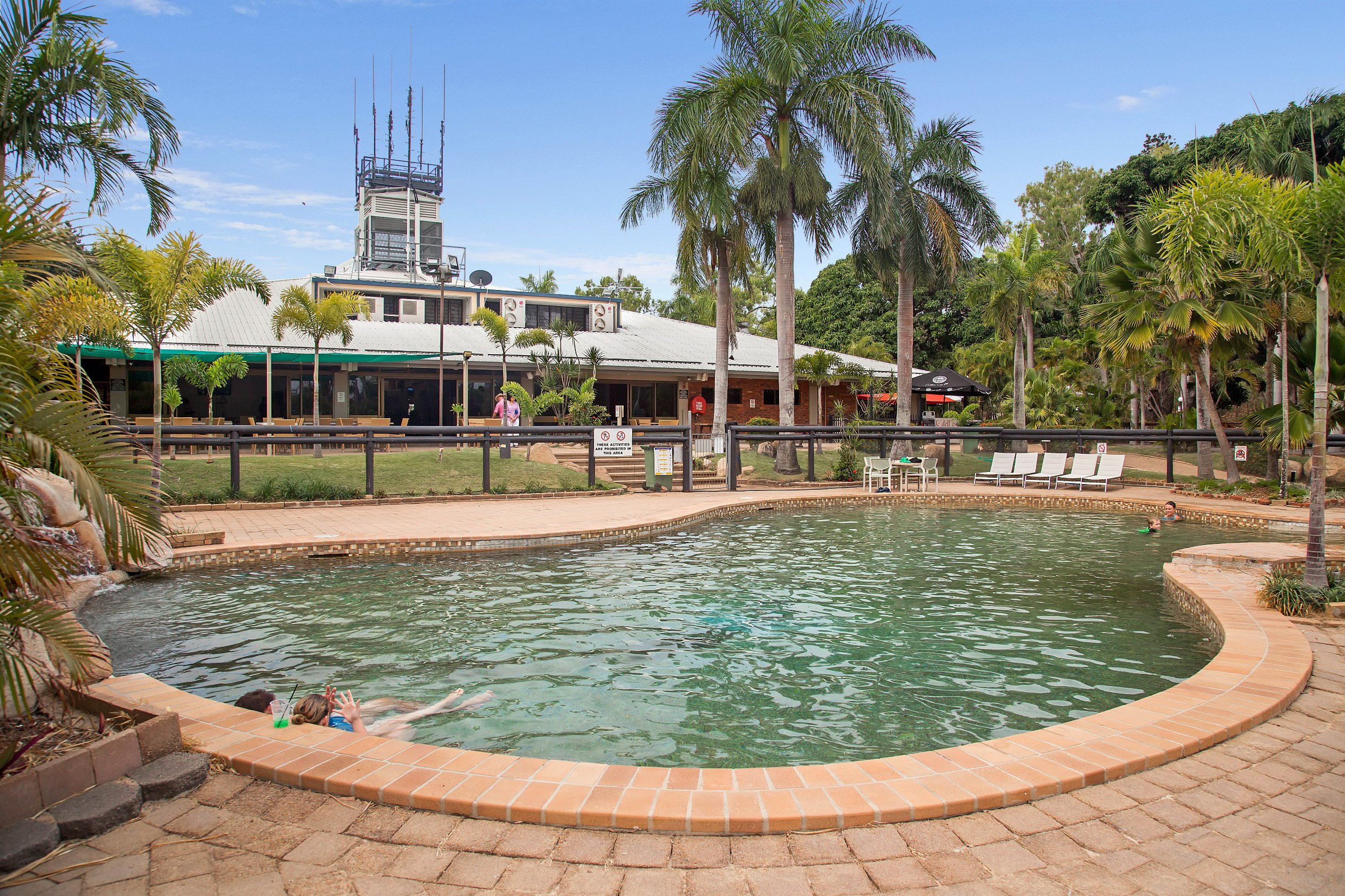 magnetic island hotel and resort in great barrier reef for sale