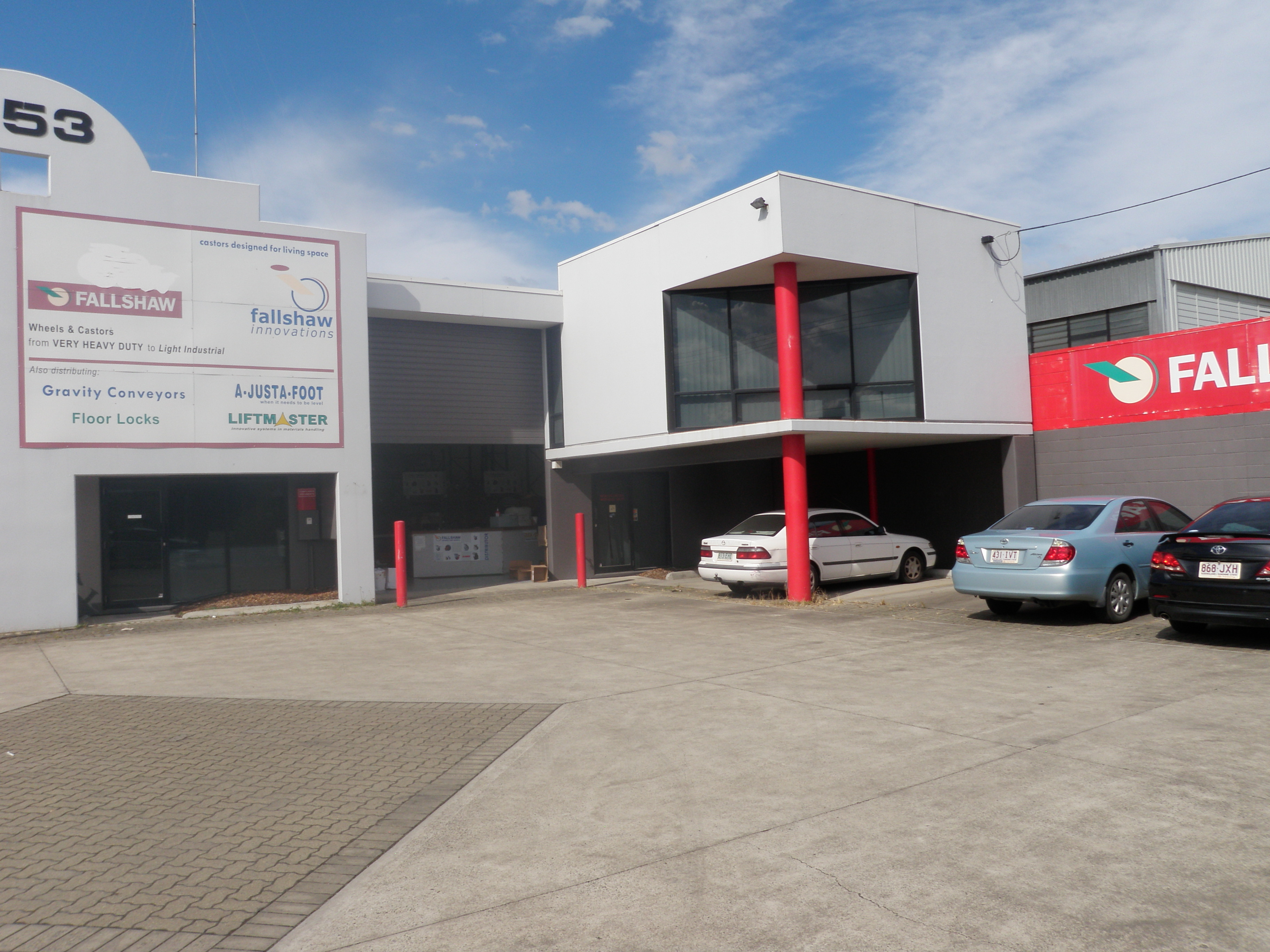 #B41726 Brisbane Northside Industrial Units Sold For $1.507 Million Recommended 8377 Air Conditioning Brisbane Northside pics with 3648x2736 px on helpvideos.info - Air Conditioners, Air Coolers and more
