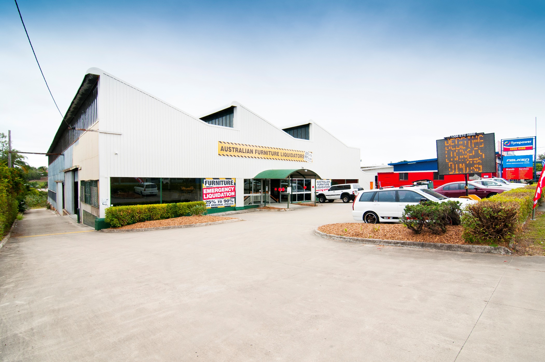 Tenanted Warehouse At Ipswich Qld For Sale At Auction