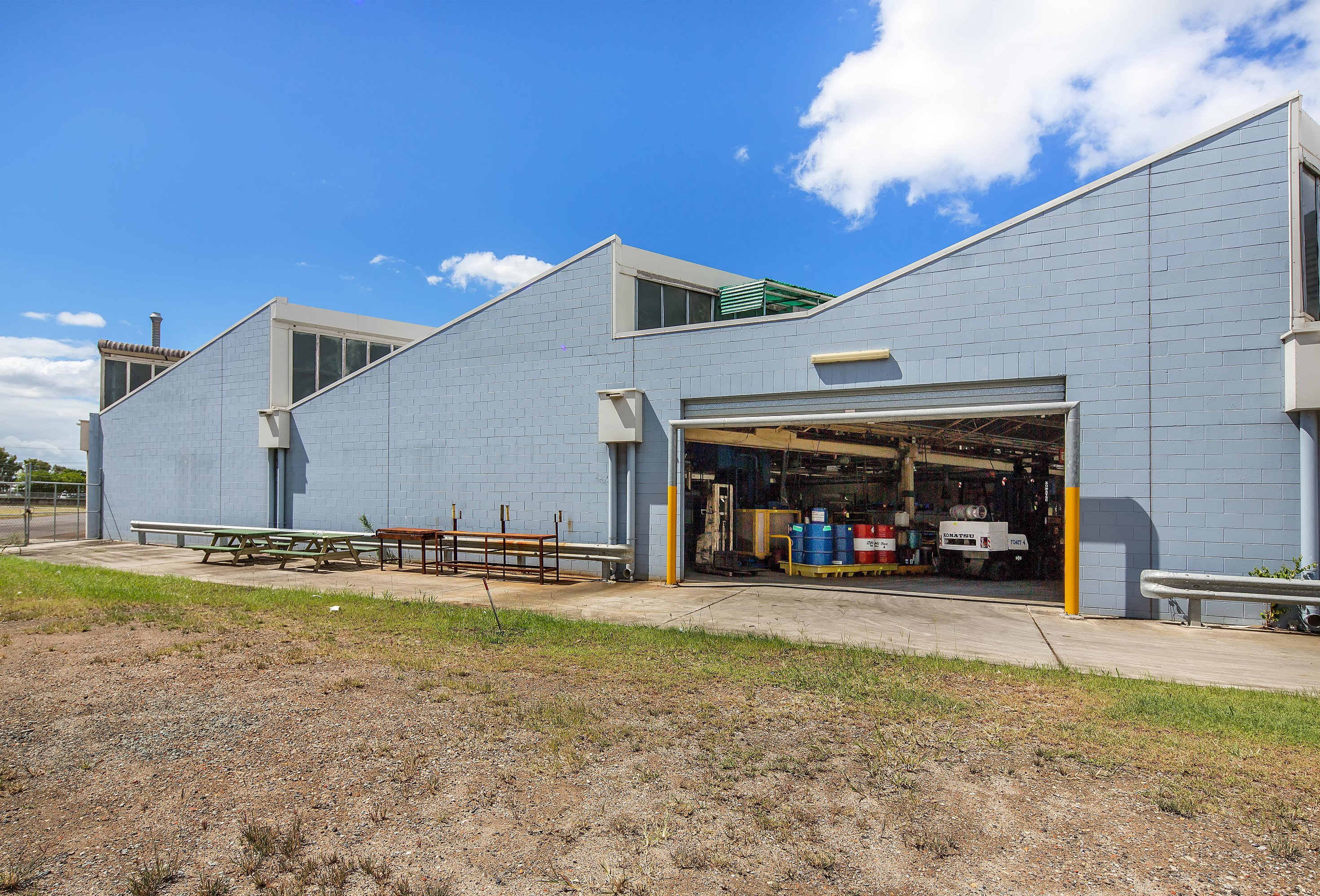 Eagle farm warehouse sold to furniture firm Home office furniture brisbane northside