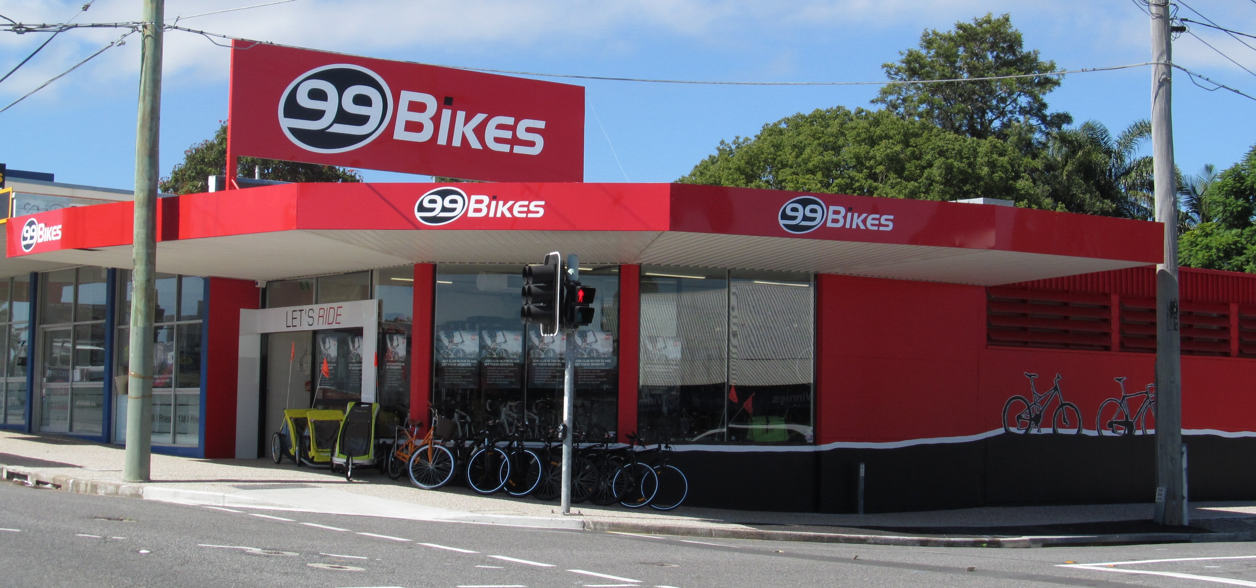 99 Bikes Blasts Into Cannon Hill