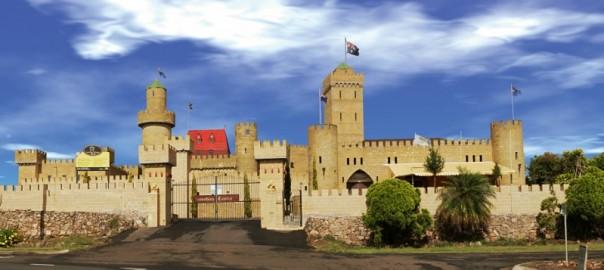 160112 Bli Bli Castle From Front