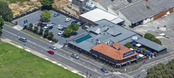160215 Albion Hotel Aerial