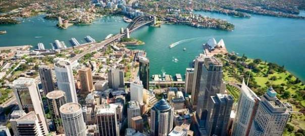 160309 Sydney Office Aerial