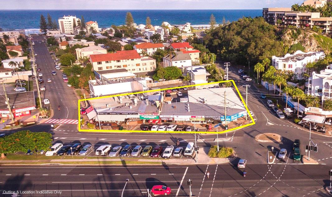 2211 and 2215 Gold Coast Highway, Mermaid Beach, QLD