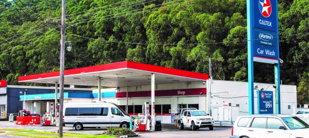 Caltex Service Station Site Sold At Auction For  2 981 000