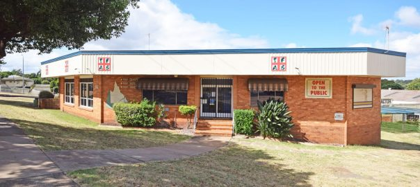 Office-retail for sale at 145 Ruthven Street, North Toowoomba.