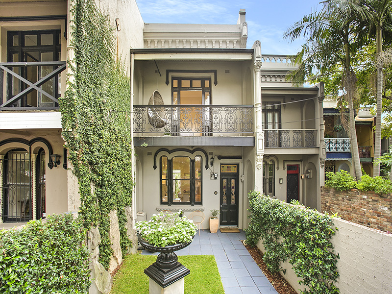 c928e905 Century old terrace in Sydney's best performing suburb comes to market