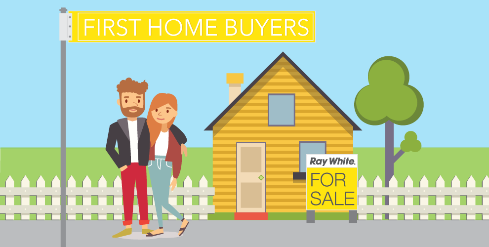Infographic: Australia's first home buyers