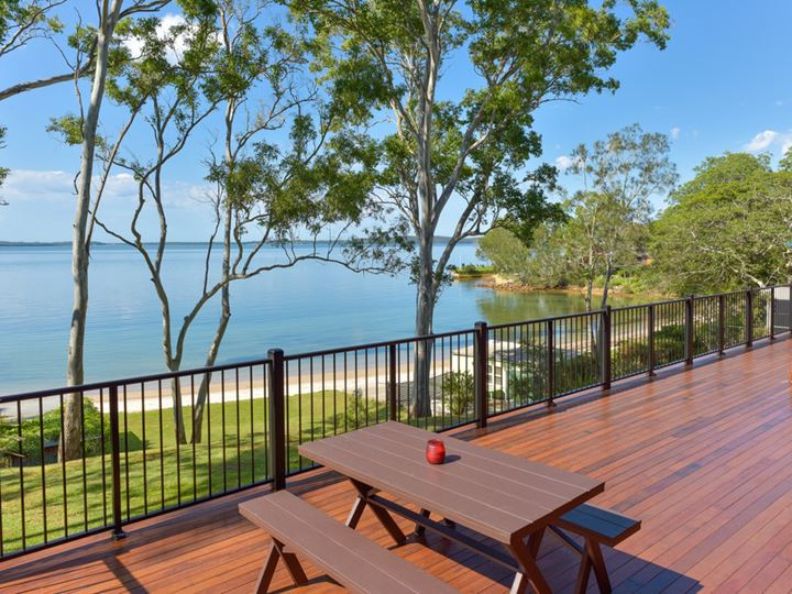 Private Beach In Secluded Port Stephens Paradise