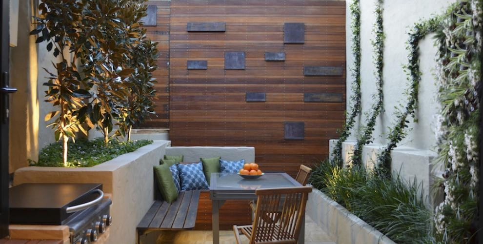 Courtyard design tips