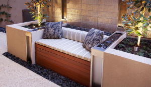 Storage furniture - Courtyard ideas