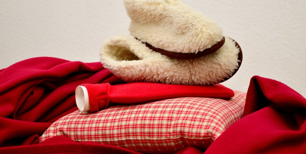 3 ways to be more sustainable around the home this winter