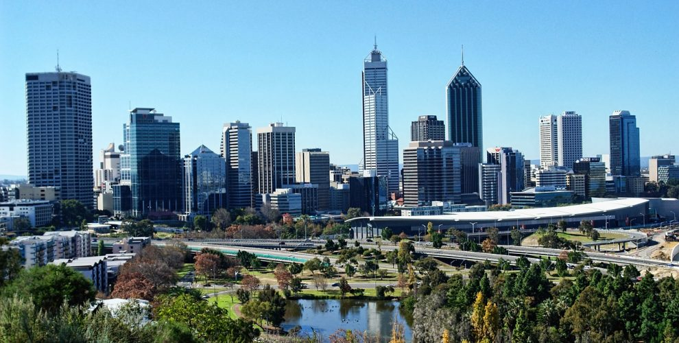 Perth: Australia's sunniest city