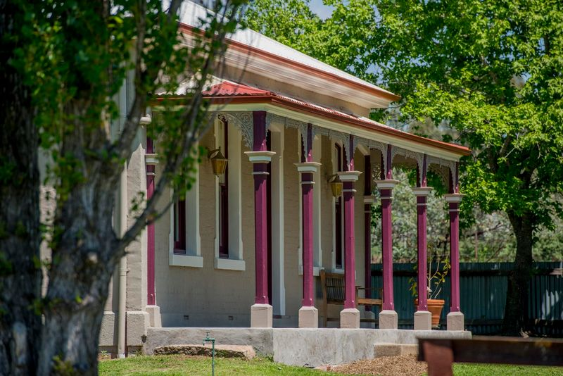 Historic station master's residence restored to full glory