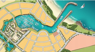 shell cove boat harbour development Glenn colquhoun, fraser's development director at shell cove, said the  with  another group building a 270-berth boat harbour and marina,.