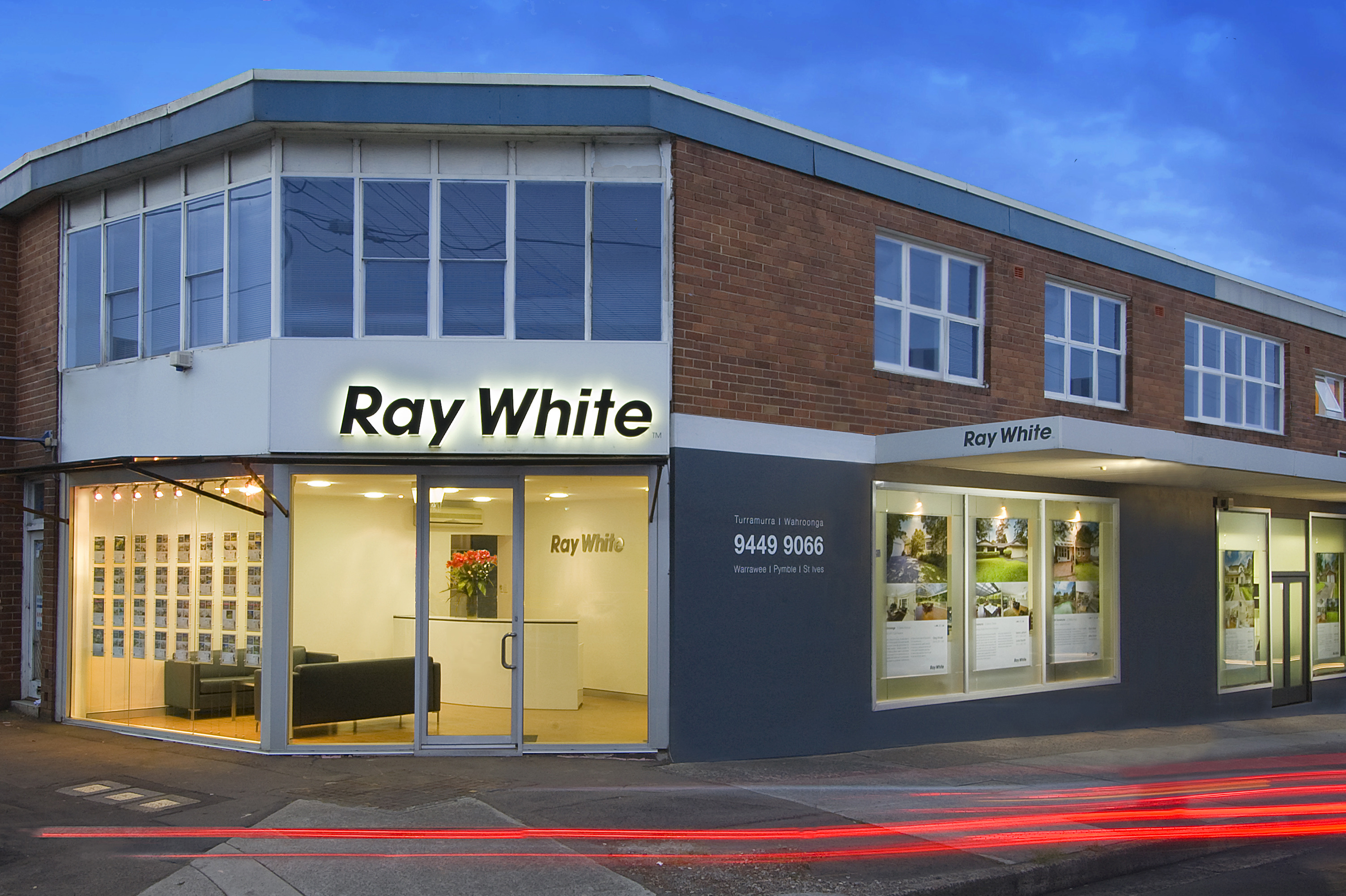 Ray White Office- modified