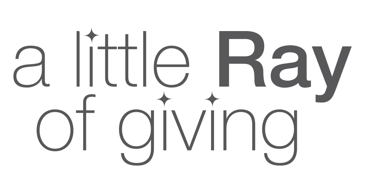 A Little Ray of Giving_logo