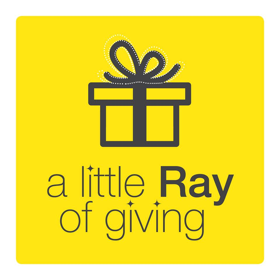 little ray of giving