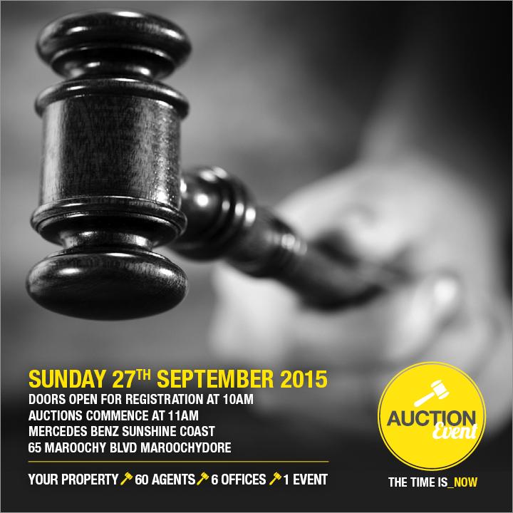 Auction Event Tile MAR