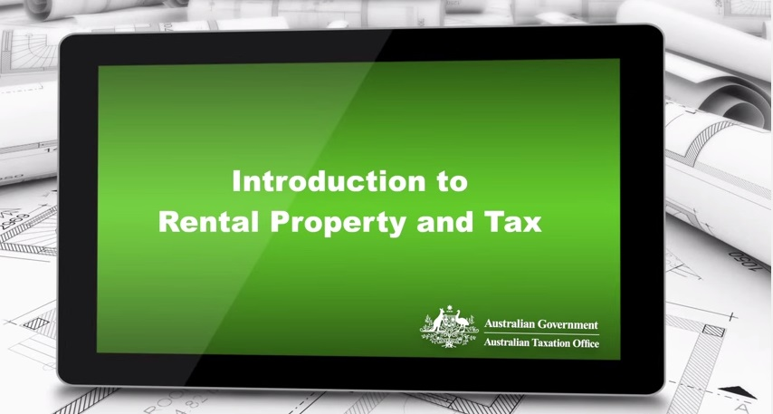 Introduction to rental property and tax