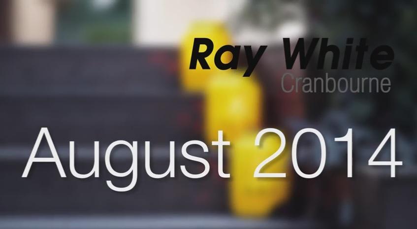 Local Market Update August 2014