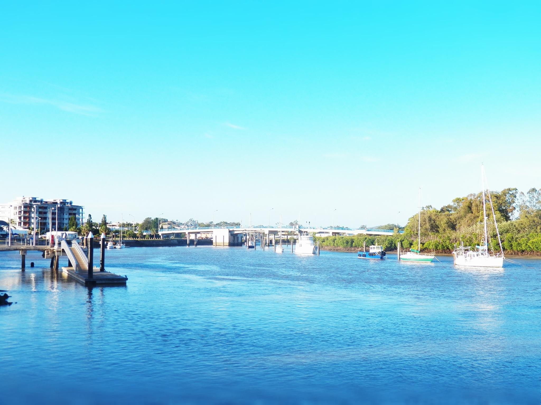 Auckland Creek