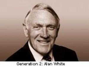 Alan White - Second Generation White Family