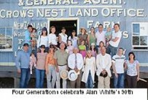 Four Generations Ray White Family