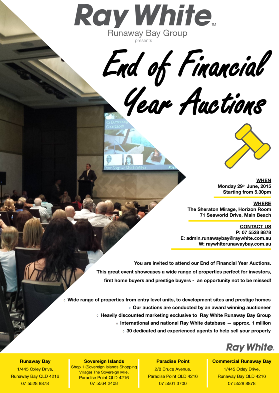 End of Financial Year Auction - Image