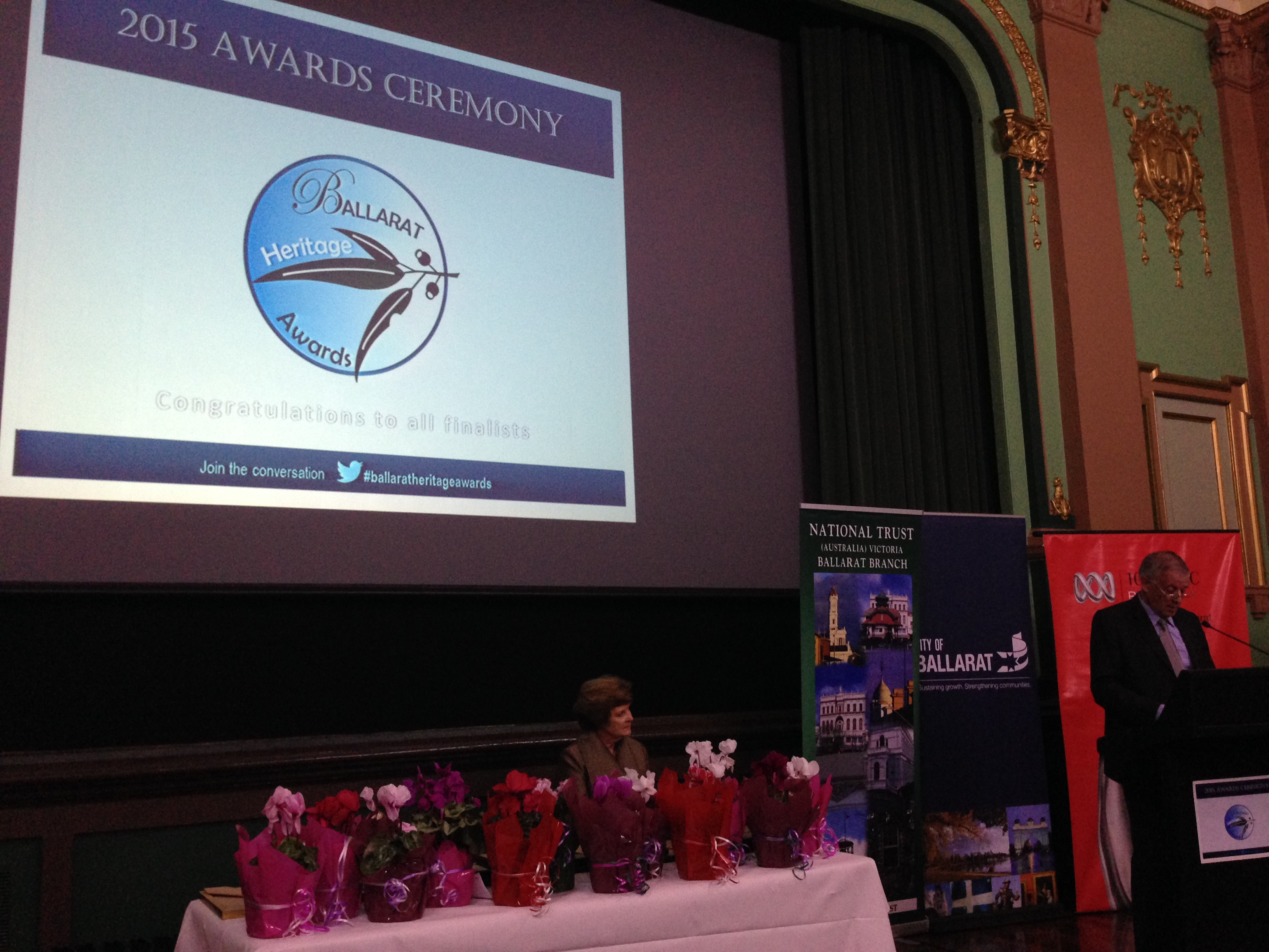 Ballarat Heritage Awards 2015
