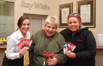 McCallum Disabilty Services EJ Whitten Tickets