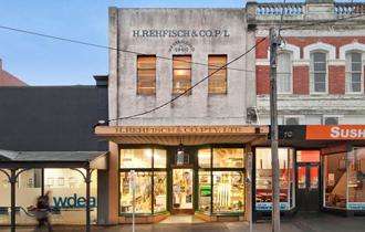 H Rehfisch & Co - 223 Mair Street, Ballarat
