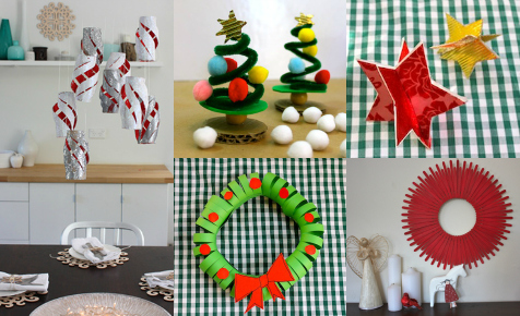 5 fun Christmas crafts for kids - News - Ray White Nowra NSW