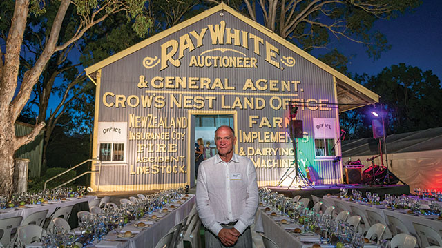 Ray White Story