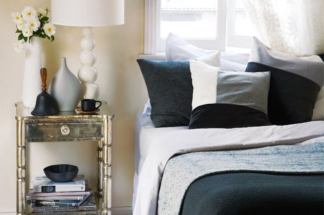 How to create the perfect winter style news ray white for Winter bedroom