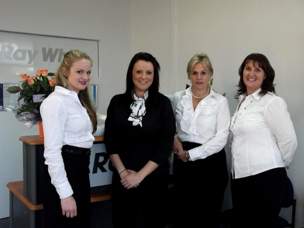 The Ray White Hastings Team