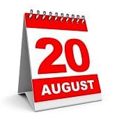 29626994-calendar-on-white-background-20-august-3d-illustration