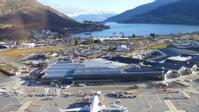 Queenstown Airport's New International Terminal