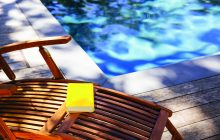 Poolside image (book) - Ray White_Know How - landscape - high res