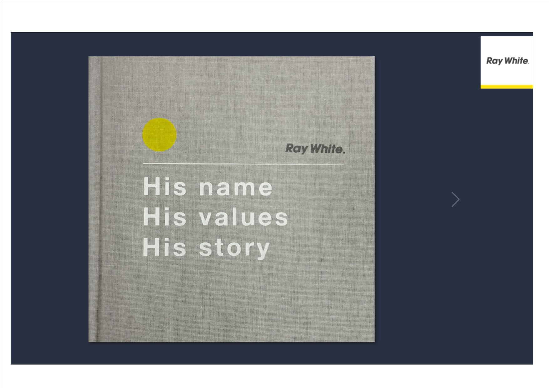 Ray White Story Book