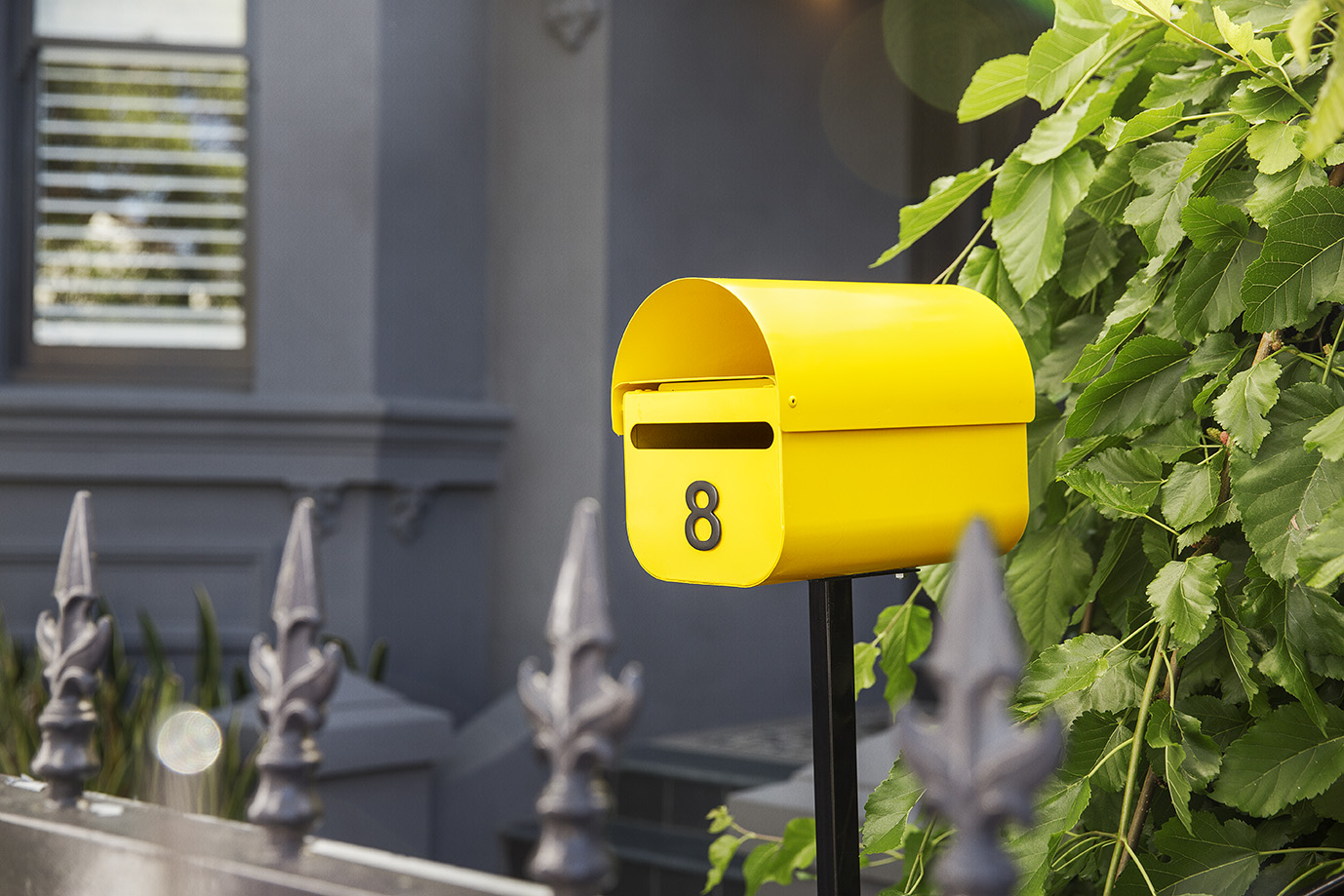 Ray White letter box