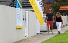 Ray White Auction - Drummoyne, Sydney, NSW Australia. Photo: Narelle Spangher (Skyline Creative)