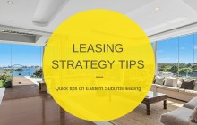 tips for eastern suburbs leasing