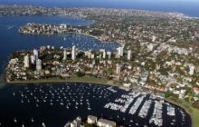 Changing landscape of Sydney
